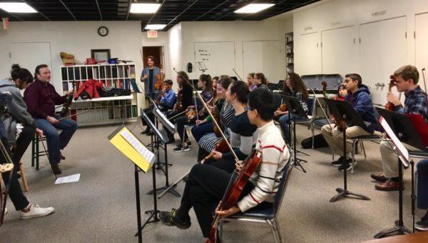 Fiddle music/Appalachian History workshop in McLean, VA