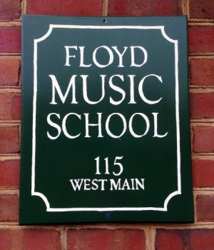 Floyd Music School – Home