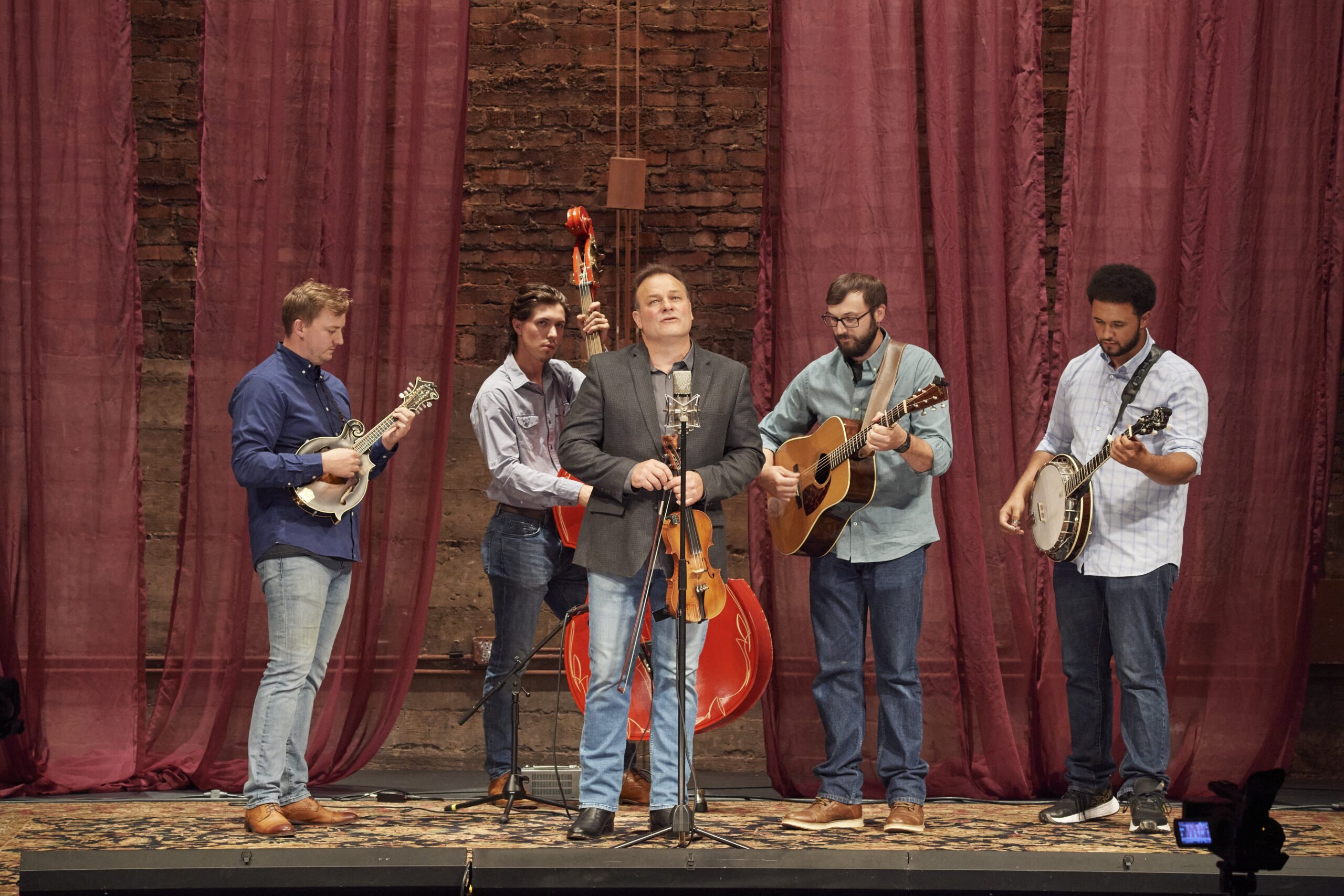photo by David Johnson at The Lincoln Theater in Marion, VA